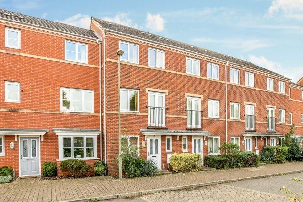 4 bed town house to rent in Alma Road, Banbury OX16