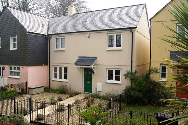 Thumbnail Semi-detached house for sale in Manor Farm Road, Duporth, St. Austell