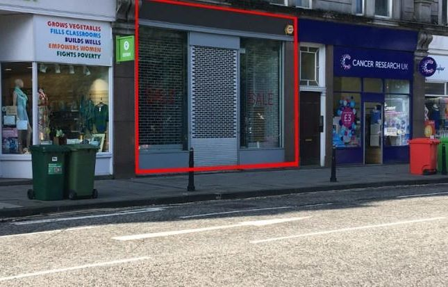 Thumbnail Retail premises to let in Rosemount Viaduct, Aberdeen