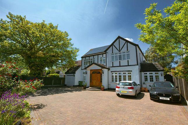 Thumbnail Detached house for sale in Nelmes Road, Emerson Park, Hornchurch