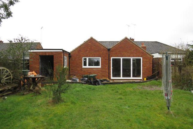 Thumbnail Semi-detached bungalow for sale in St. Leonards Close, Leighton Buzzard