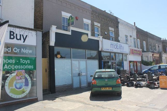 Thumbnail Retail premises for sale in The Royal Seabathing, Canterbury Road, Margate