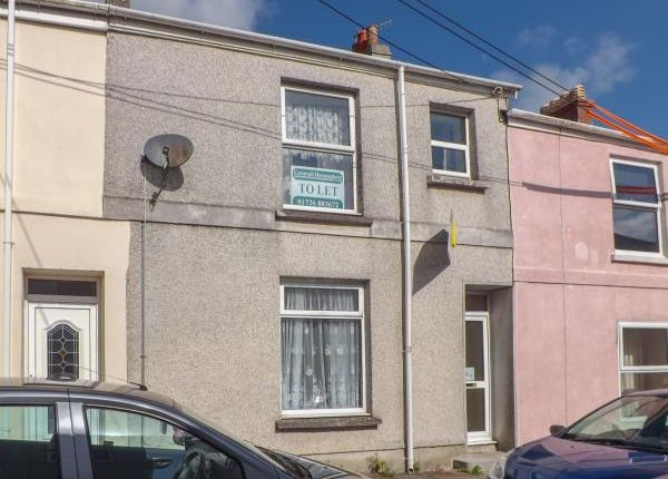 Thumbnail Property for sale in Ground Floor Flat, 14A Wellington Street, Torpoint, Cornwall