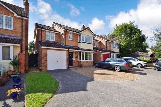 Thumbnail Detached house for sale in Summerfields, Sible Hedingham, Essex
