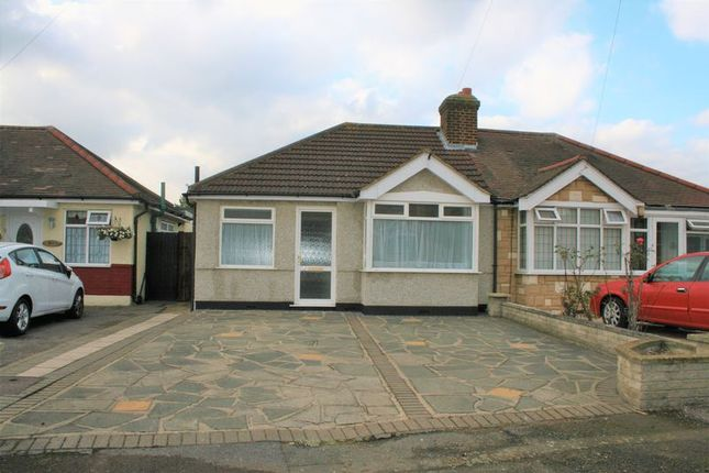Thumbnail Bungalow for sale in Marina Gardens, Romford