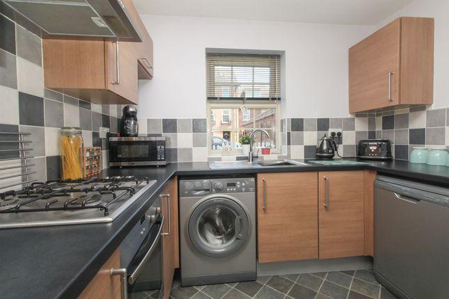Kitchen of Hartfield Court, Hasland, Chesterfield S41