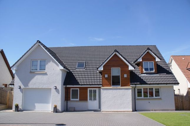 Thumbnail Detached house for sale in Woodside Farm Drive, Westhill, Inverness