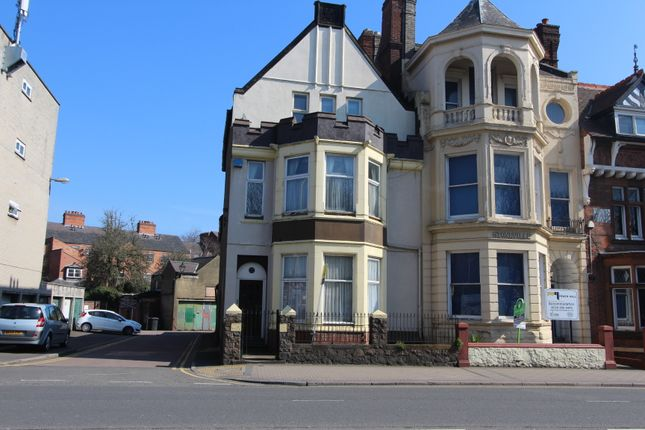 Thumbnail Maisonette to rent in London Road, Leicester