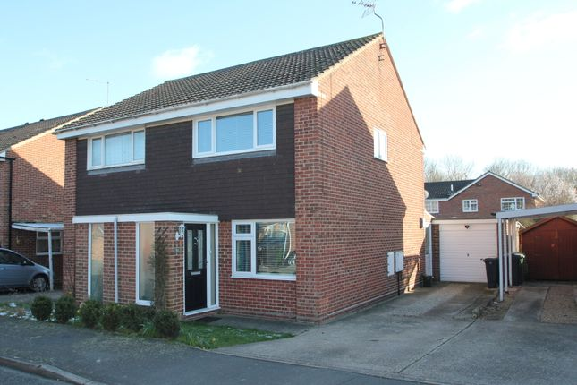 Thumbnail Semi-detached house for sale in Ashby Road, Witham