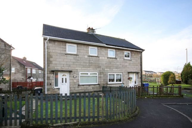 Thumbnail Semi-detached house for sale in Staffa Avenue, Port Glasgow