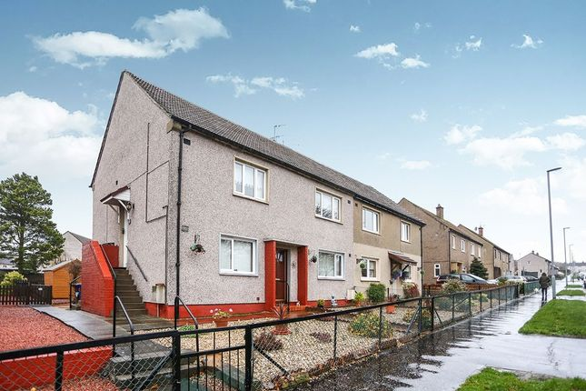 Thumbnail Flat for sale in Woolmet Crescent, Danderhall, Dalkeith
