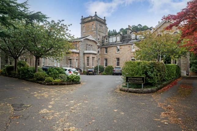 Thumbnail Flat for sale in Allanwater Apartments, Bridge Of Allan, Stirling, Stirlingshire