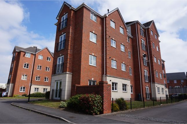 Thumbnail Flat for sale in 36 Woodcutter Close, Walsall