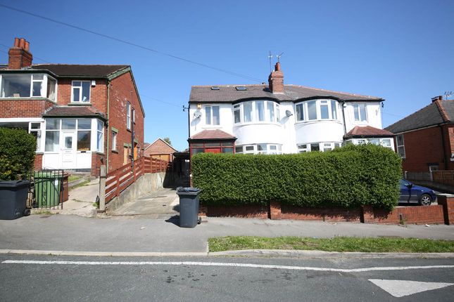 Thumbnail Semi-detached house to rent in St Martins Avenue, Leeds