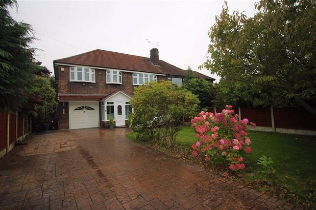 Thumbnail Semi-detached house for sale in Clarendon Road, Audenshaw, Manchester