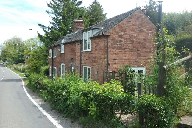 Thumbnail Detached house for sale in Ashbourne Road, Turnditch, Belper