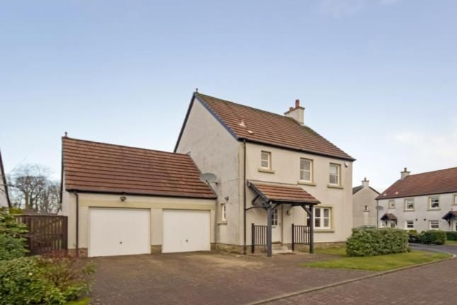 Thumbnail Detached house for sale in Noddleburn Grove, Largs, North Ayrshire