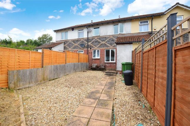 Thumbnail Terraced house for sale in Warwick Orchard Close, Plymouth, Devon
