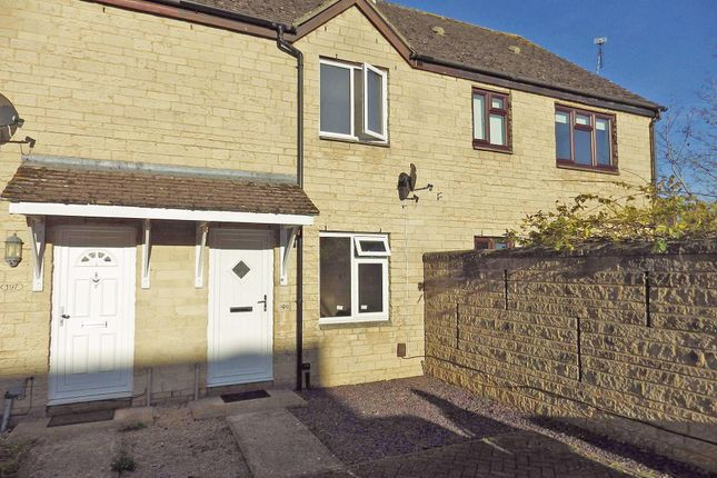 Thumbnail Terraced house to rent in Manor Road, Witney, Oxfordshire
