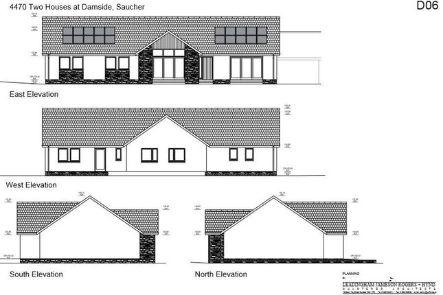 Thumbnail Detached bungalow for sale in Damside, Saucher, Blairgowrie