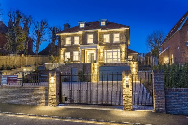 Thumbnail Detached house for sale in Fort Road, Guildford