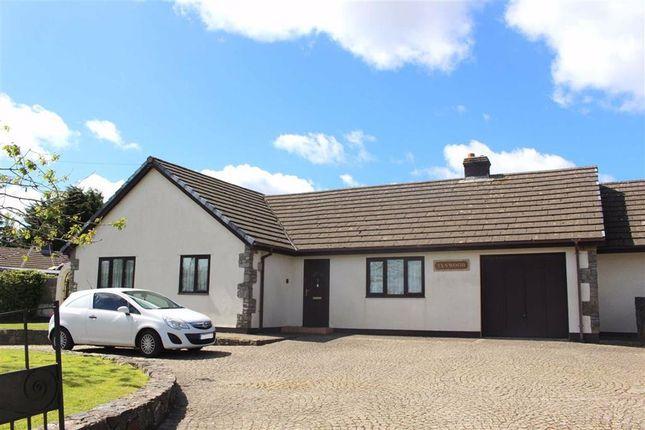 Thumbnail Semi-detached bungalow for sale in Burton, Milford Haven