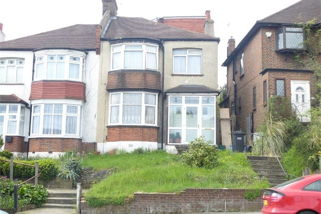 Thumbnail Semi-detached house for sale in South Norwood Hill, London