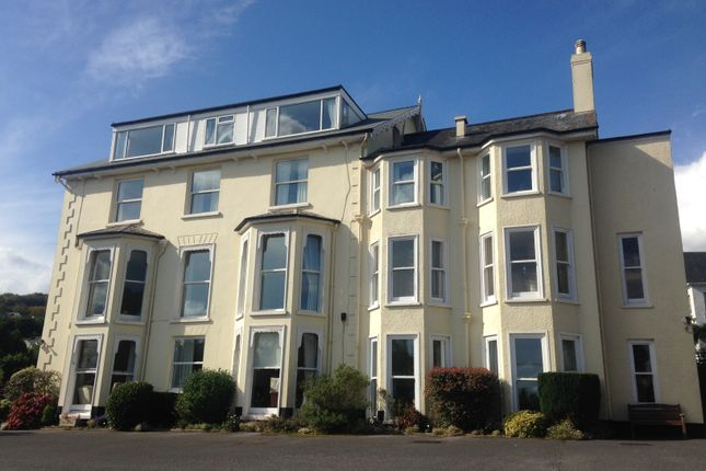 Thumbnail Flat to rent in Cotmaton Road, Sidmouth