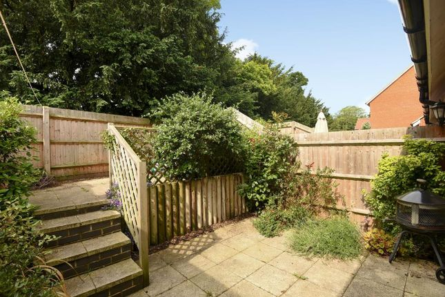 Rear Garden of Cholsey Meadows, Wallingford OX10