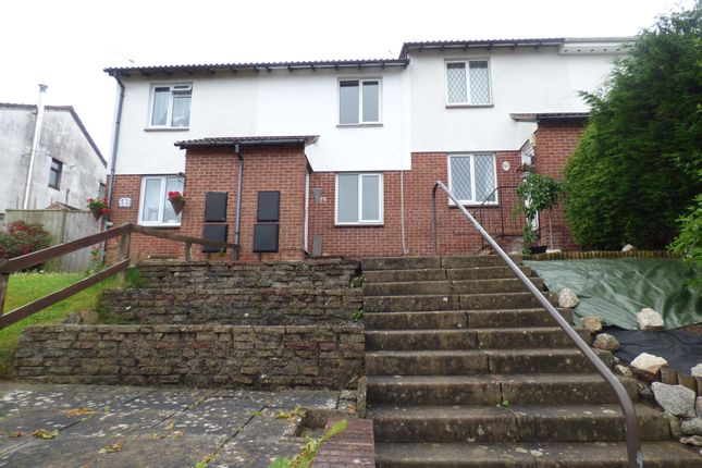 Thumbnail Terraced house to rent in Luxton Road, Ogwell, Newton Abbot