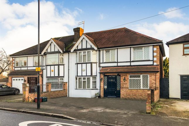 Thumbnail Semi-detached house for sale in Jersey Road, Hounslow