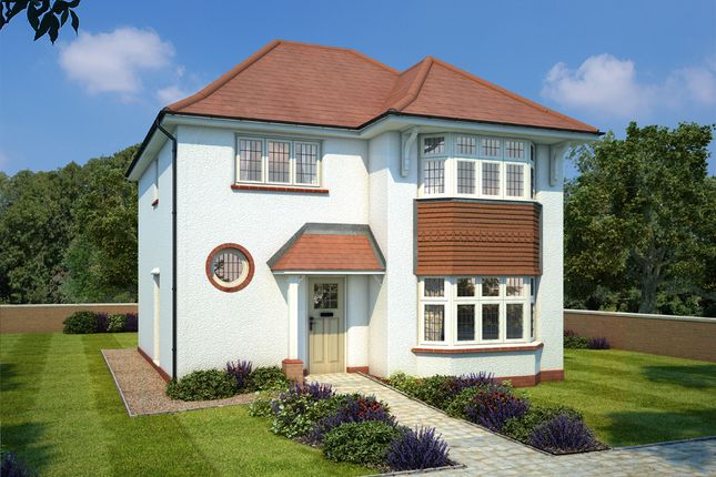 Thumbnail Detached house for sale in Bishops Court, Sidmouth Road, Exeter, Devon