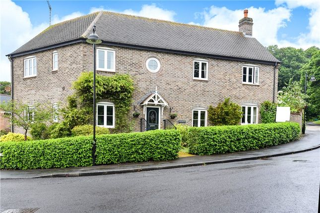Thumbnail Detached house for sale in Poplar Drive, Charlton Down, Dorchester, Dorset