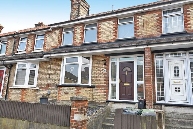 3 bed terraced house for sale in Beaconsfield Road, Tovil, Maidstone ME15