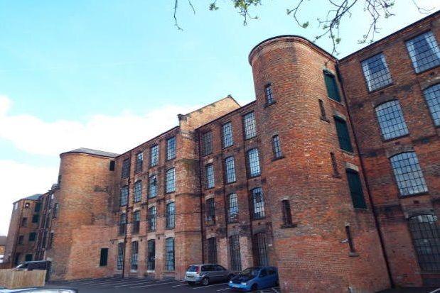 Thumbnail Flat to rent in Victoria Mill, Draycott