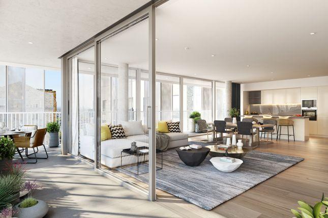3 bed flat for sale in 58 Grange Road, Bermondsey SE1