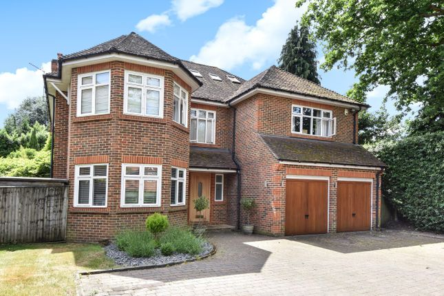 Thumbnail Detached house for sale in The Quadrant Courtyard, Quadrant Way, Weybridge