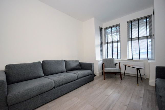 Thumbnail End terrace house to rent in Rabbits Road, London