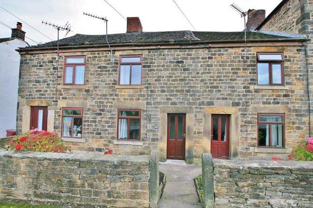 Thumbnail Cottage to rent in Eckington Road, Coal Aston