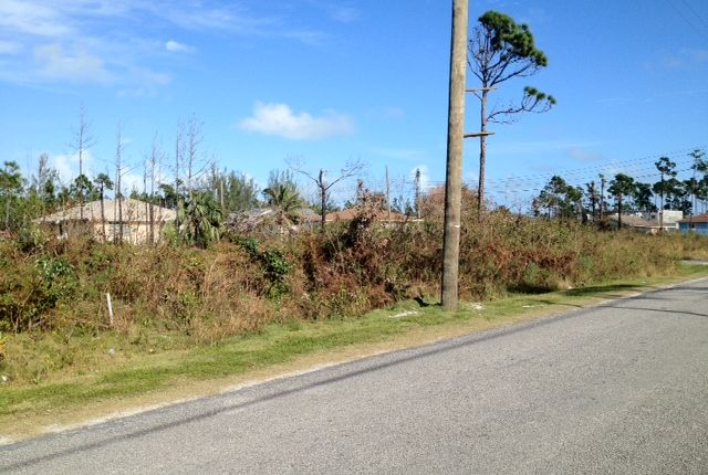 Land for sale in Murphy Town, Abaco, The Bahamas