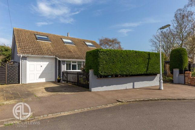 Thumbnail Detached house for sale in The Gardens, Stotfold, Hitchin