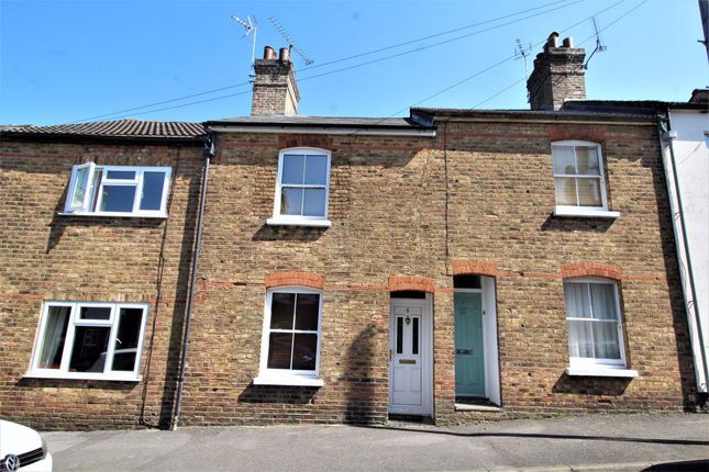 Thumbnail Terraced house to rent in Buckhurst Avenue, Sevenoaks