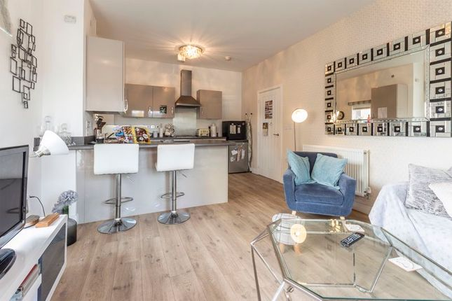 Thumbnail Flat for sale in Copper Dome Mews, Newport, View 360 Tour At Ref#00007946