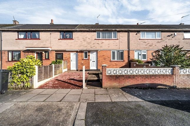 2 bed terraced house to rent in Beverley Rise, Carlisle CA1