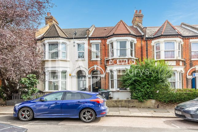 Thumbnail Terraced house to rent in Kitchener Road, Seven Sisters, London