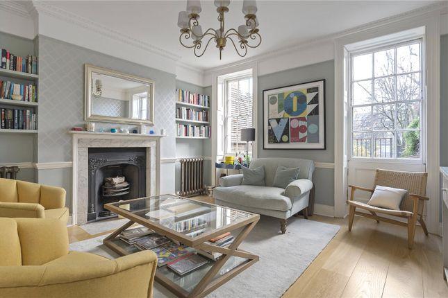 Reception Room of Colebrooke Row, London N1