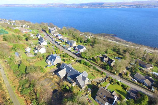 Thumbnail Semi-detached house for sale in Old School House, 34 Wyndham Road, Innellan, Dunoon
