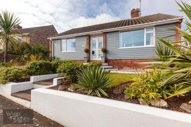 Thumbnail Detached bungalow for sale in Waites Lane, Fairlight, Hastings