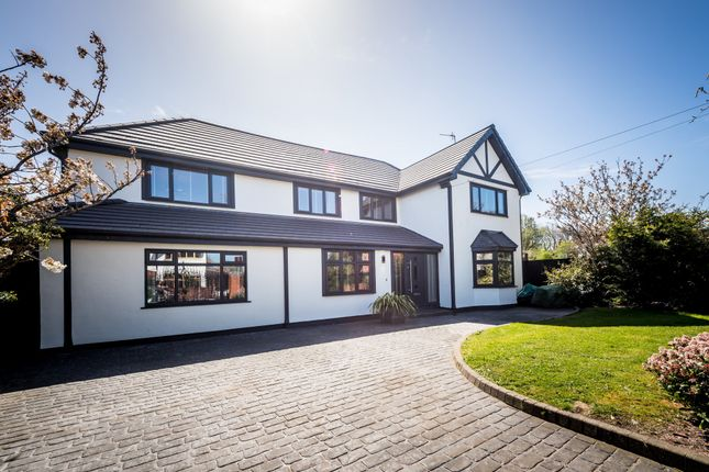 Thumbnail Detached house for sale in Hall Road East, Liverpool, Merseyside