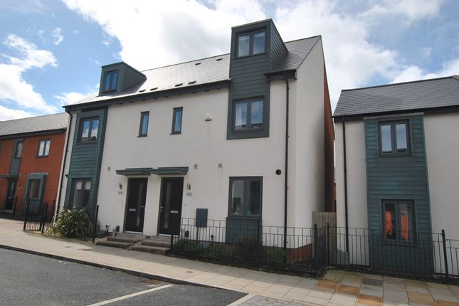 Thumbnail Semi-detached house for sale in Birchfield Way, Lawley, Telford, Shropshire